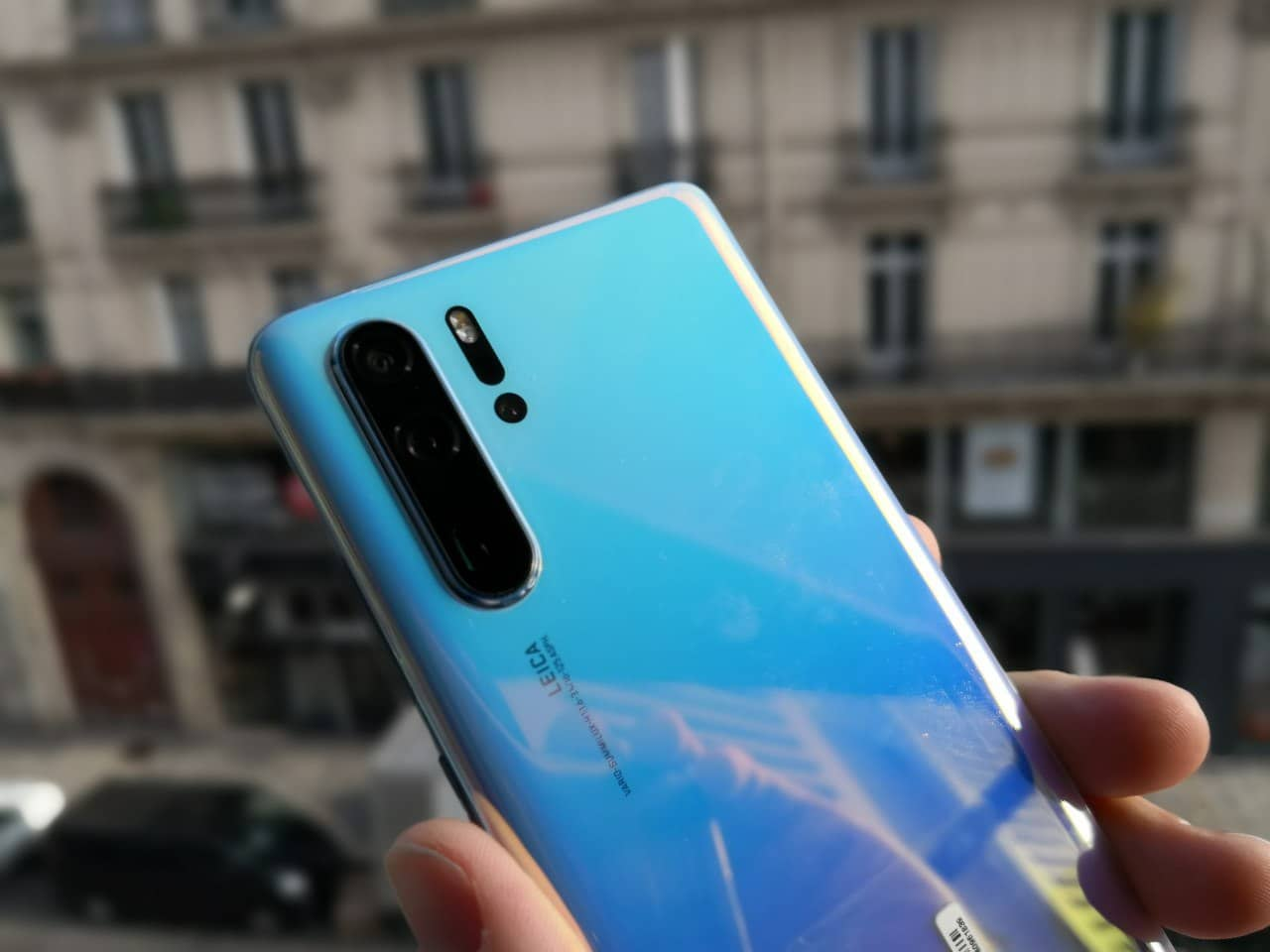 Huawei P30 Pro Detailansicht