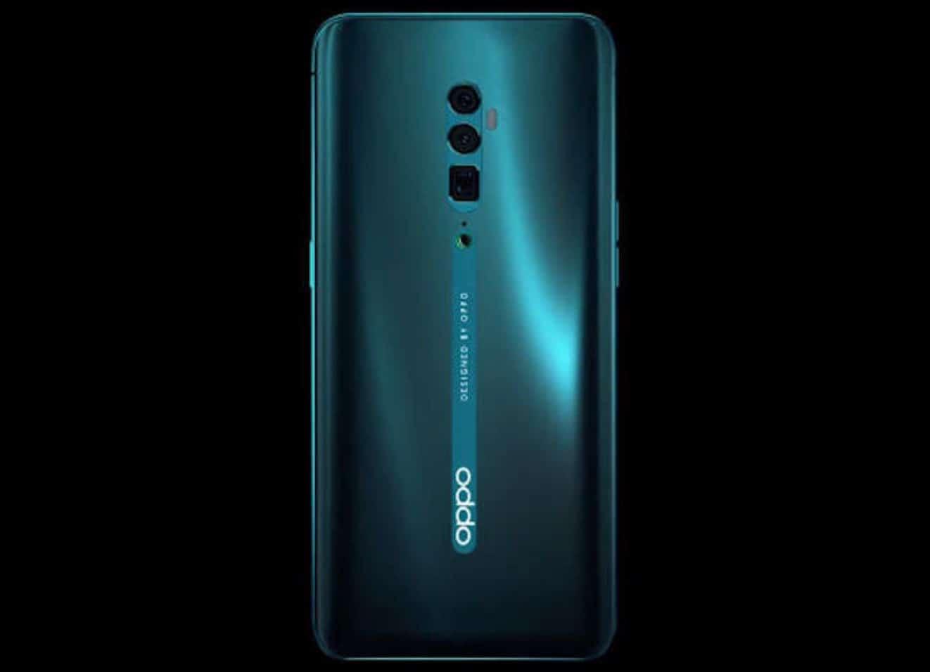 Oppo Reno 5G Smartphone Schweiz