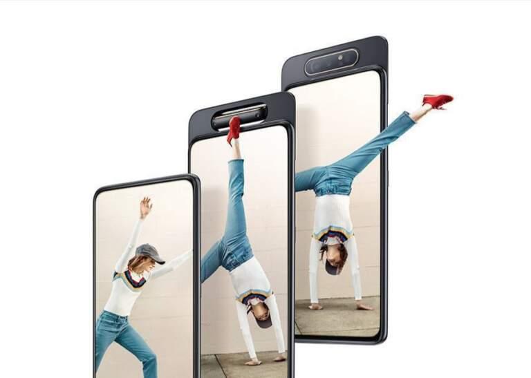 Samsung A80 Smartphone