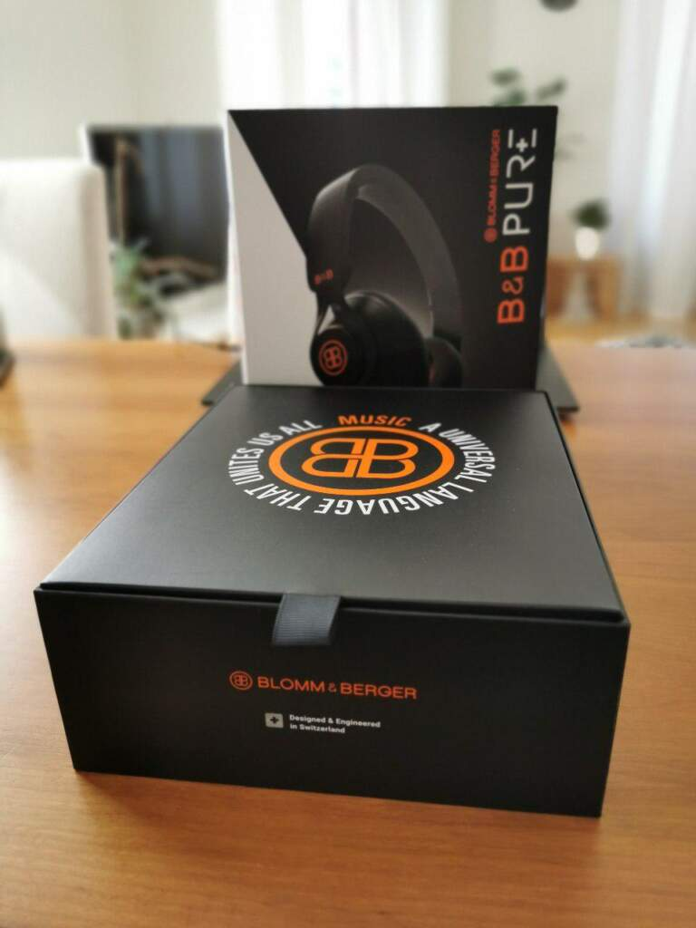 B&B Pure Verpackung Schuber