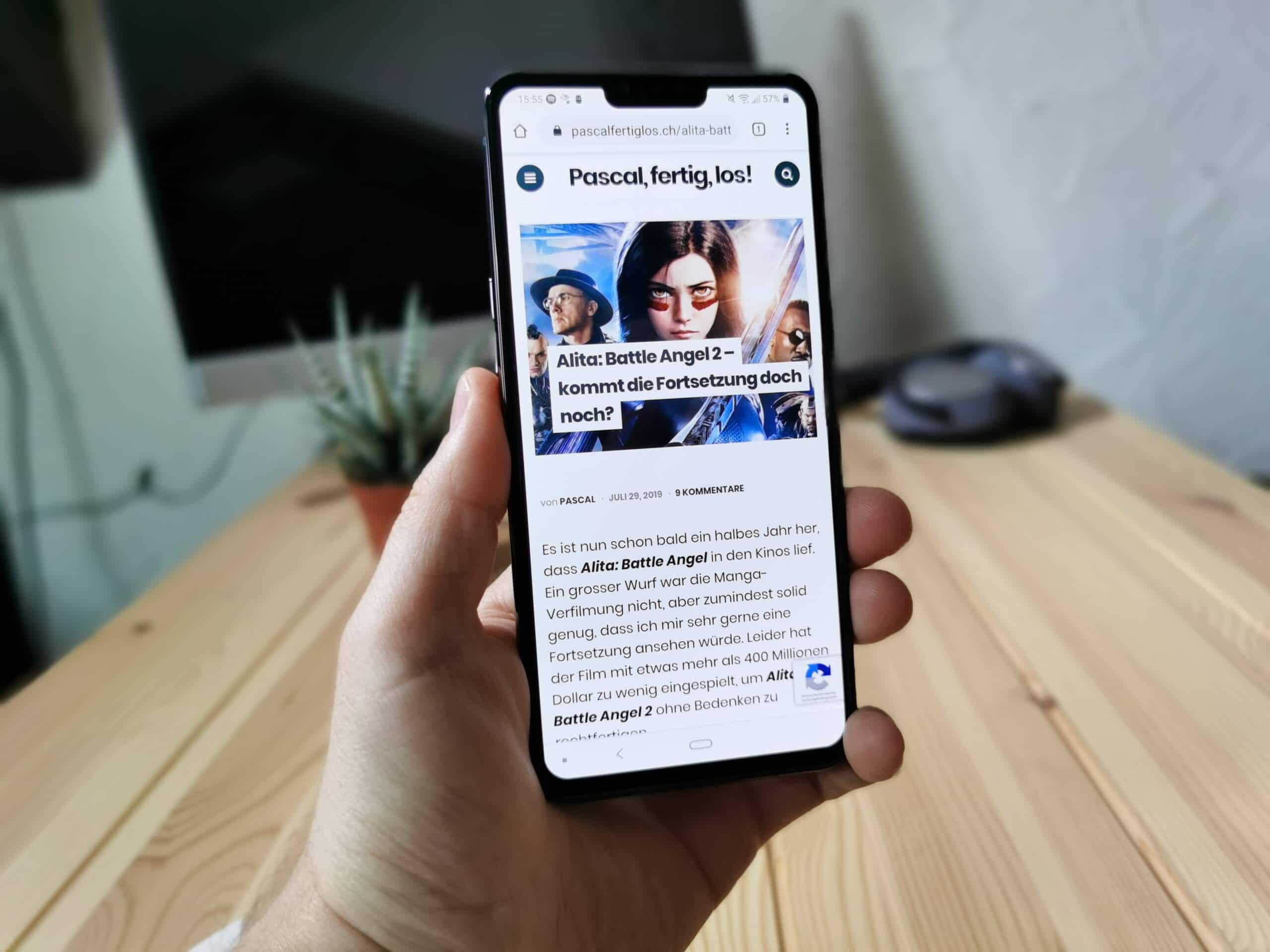 LG V50 ThinQ 5G Test Review