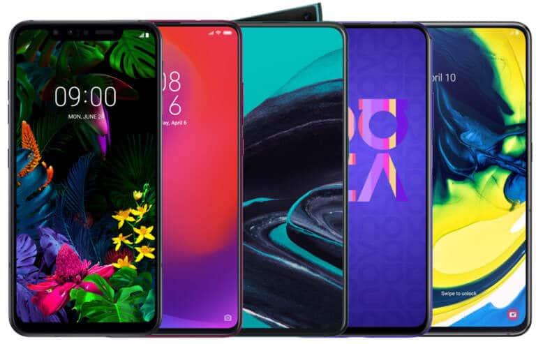 Die besten Handys unter 500 Franken