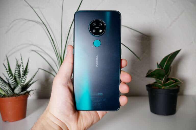 Nokia 7.2 Rückseite Kritik