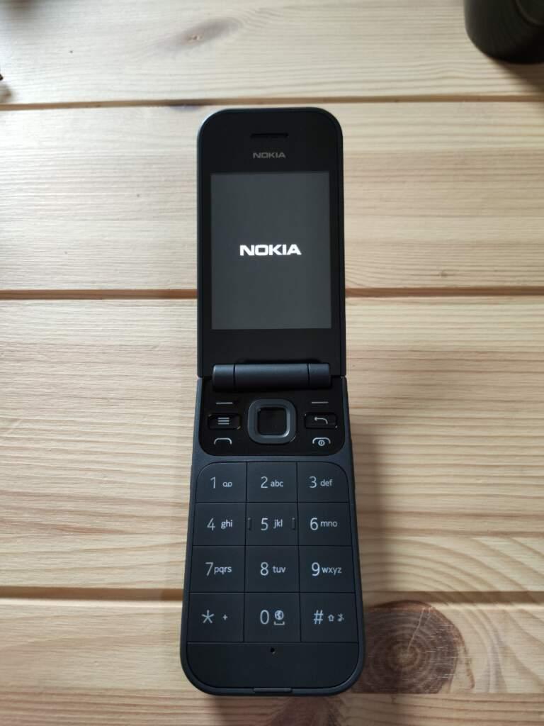 Nokia 7220 Flip Handy Test