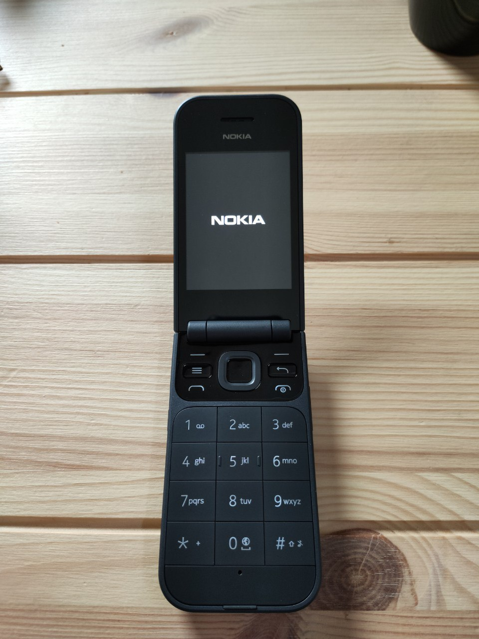 Nokia 7220 Flip Handy Test