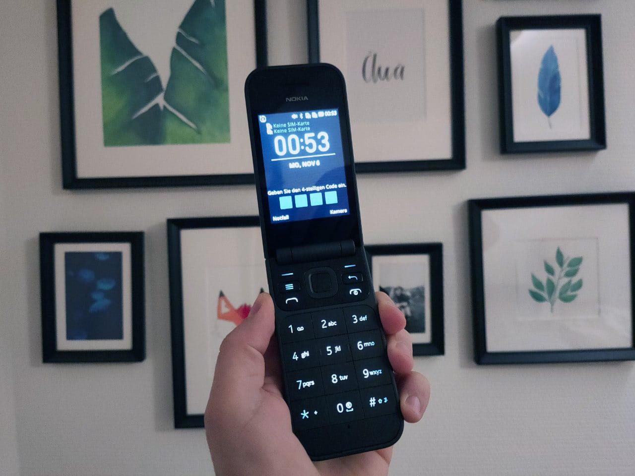 Nokia 7220 Flip Fazit