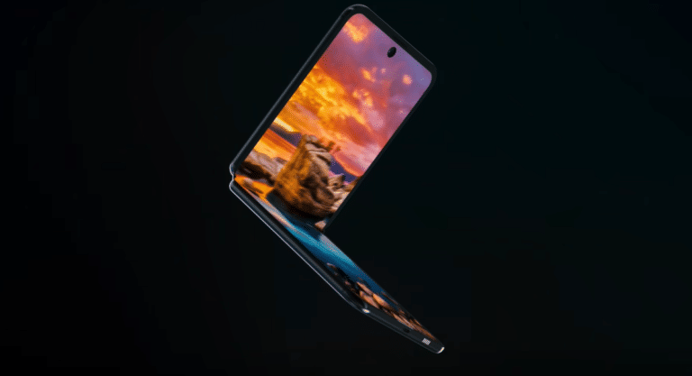 Samsung Galaxy Z Flip Konezpt-Render