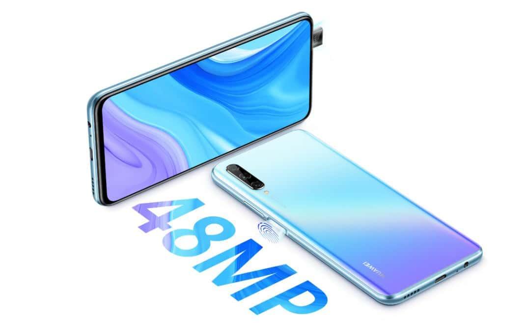Huawei P Smart Pro - eines von zwei neuen Handys
