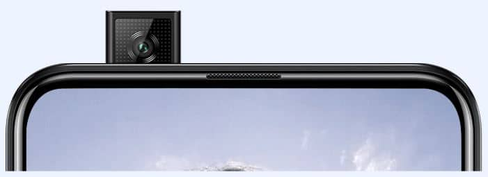 Huawei P Smart Pro Popup-Selfie-Kamera