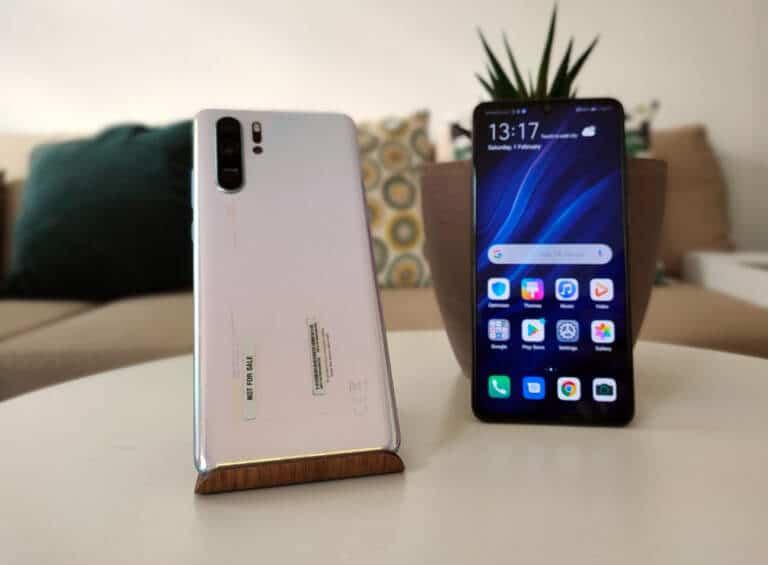 Huawei P30 Pro und P30