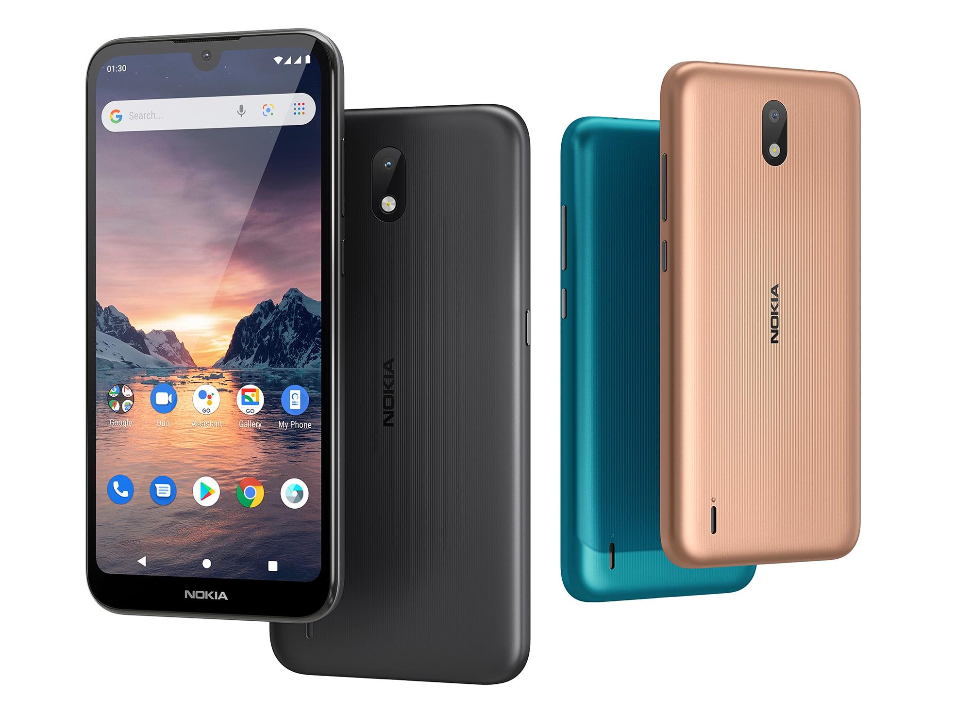 Nokia 1.3 Infos zum neuen Smartphone