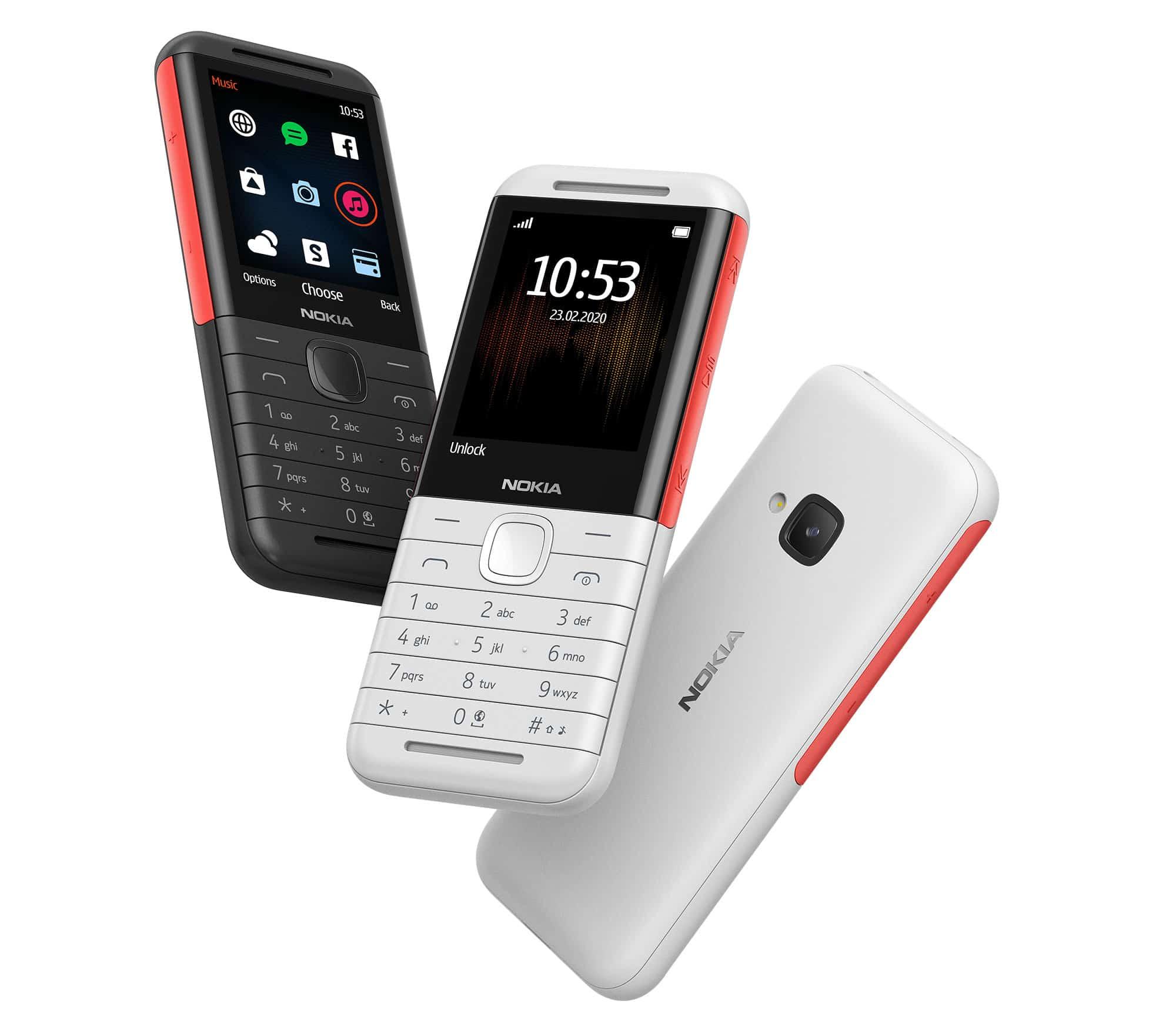 Nokia 5310 Tasten-Handy