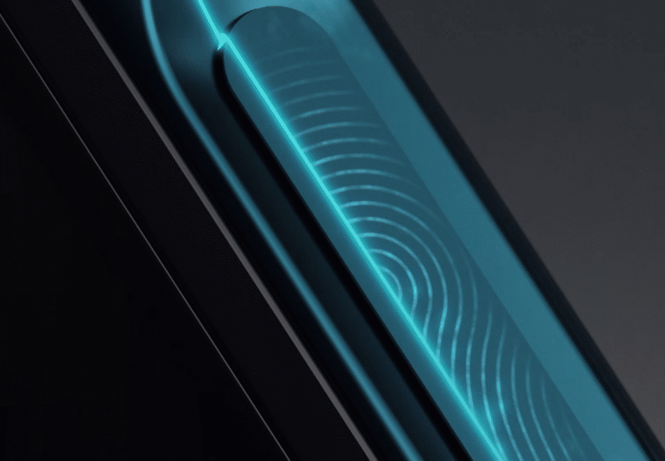 Nokia 8.3 Fingerabdruck-Scanner