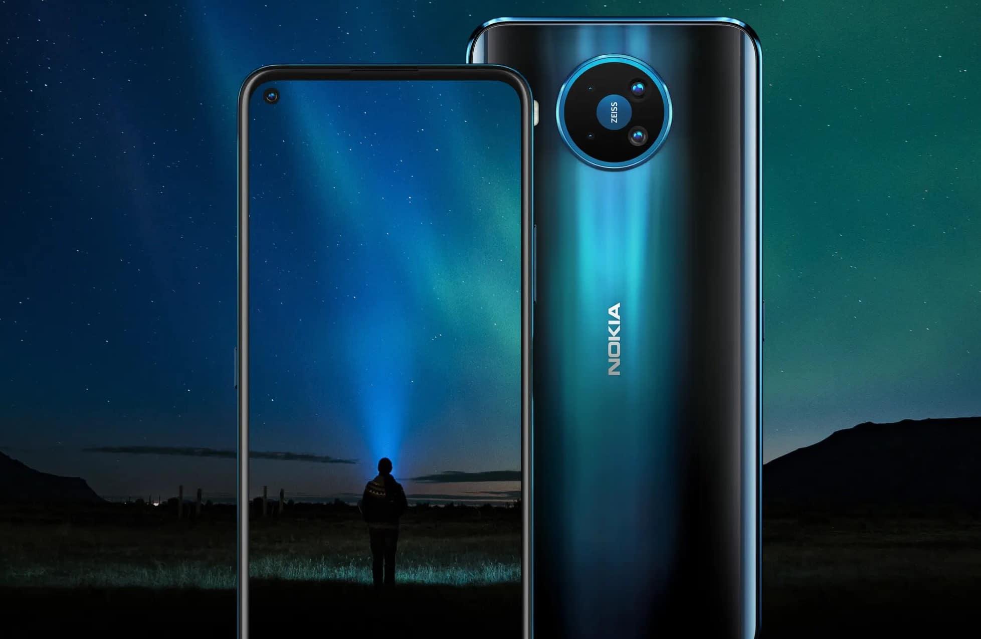 Nokia 8.3 5G Informationen