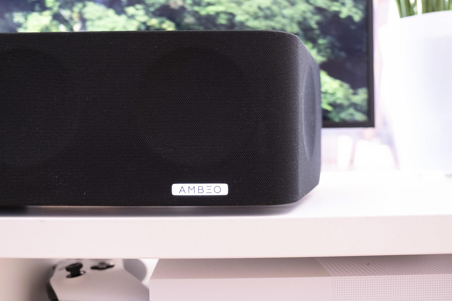 Sennheiser Ambeo Soundbar Test