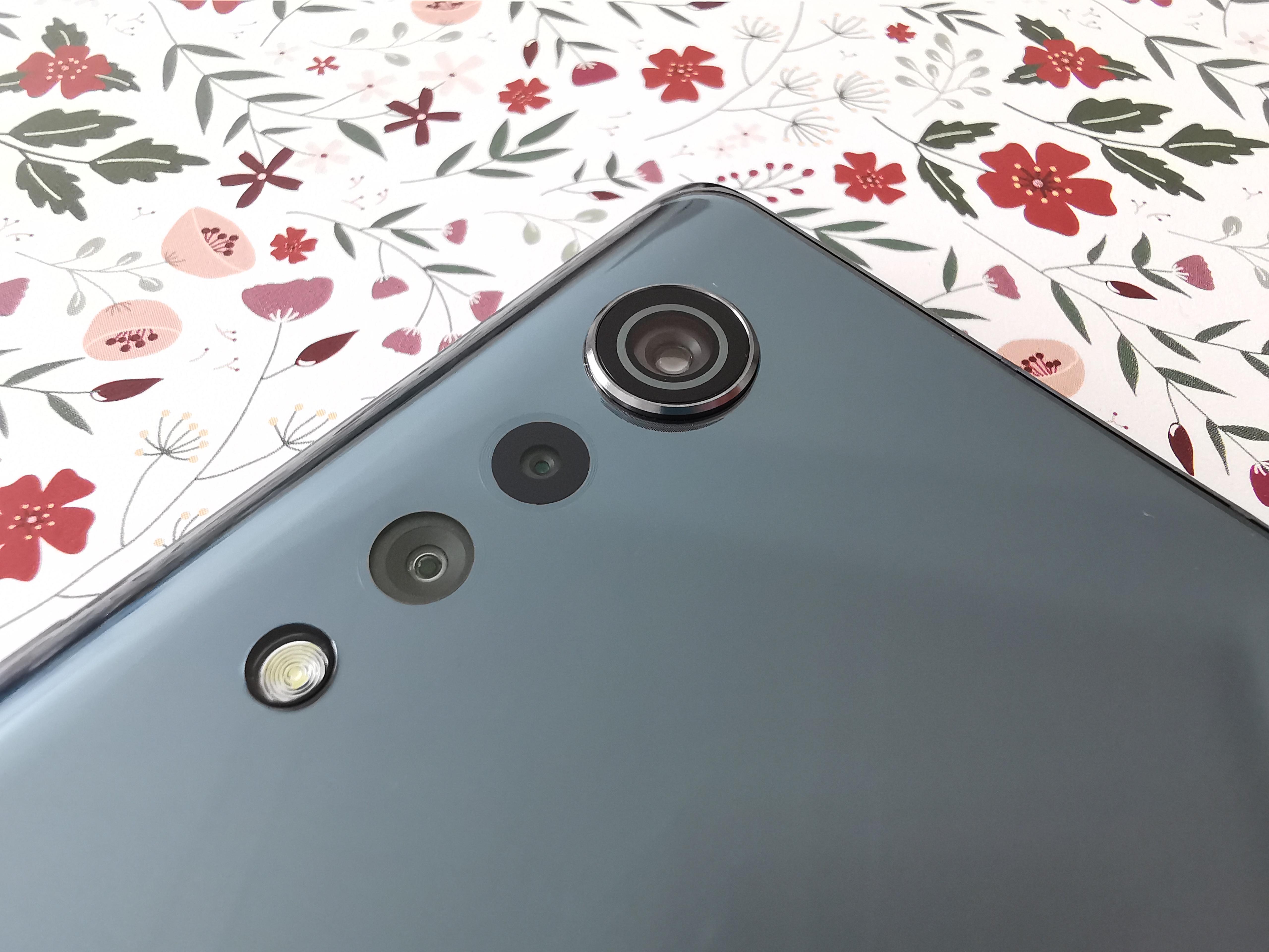 LG Velvet Kamera Test