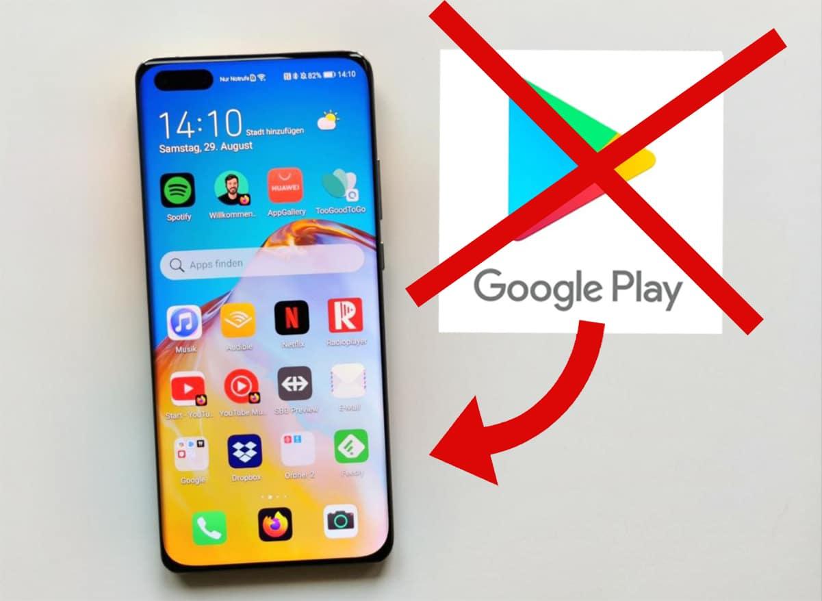 Huawei ohne Google Apps: Alle wichtigen Infos